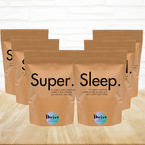 Pick'N'Mix Superfood Blends (Pre-Order Discount & Free Shipping)