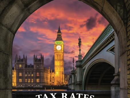 2020/21 Tax Rates