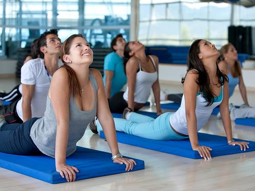 Pilates Course (Face to face)