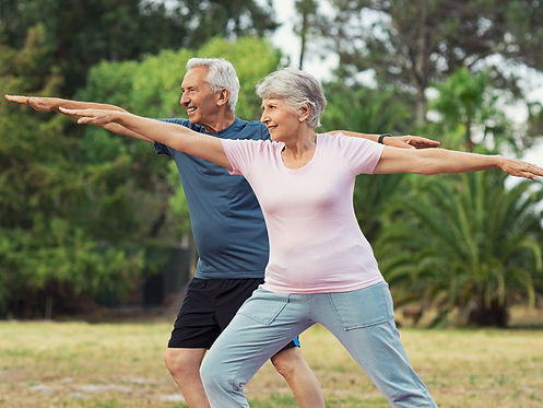 Falls Prevention Classes On Zoom