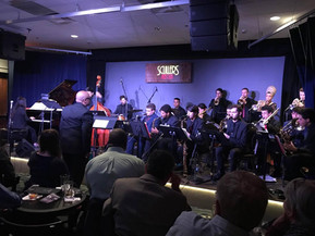 Ralph Peterson Big Band Live at Scullers