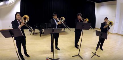 Louis Rabaso Trombone Quartet