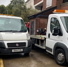 3 vehicle recovery loaders available