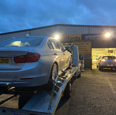 Car towing and breakdown services