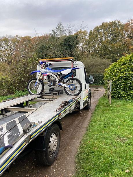 Motorbike recovery in Islington.jpg