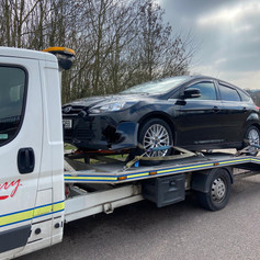 Car recovery services in London