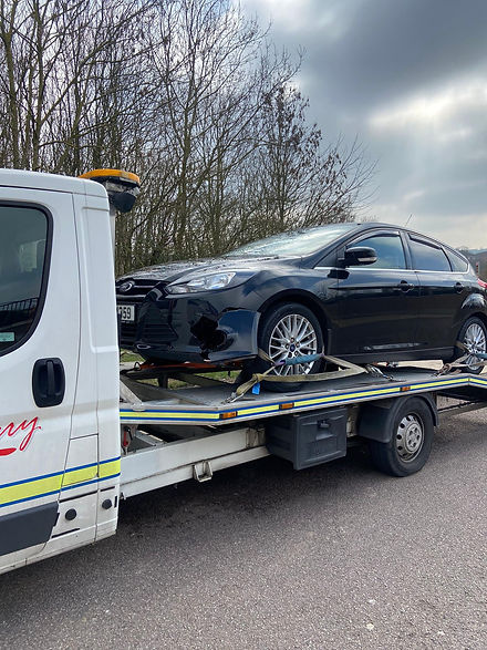 Roadside Recovery of a Ford in Islington.jpg
