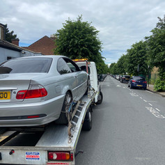 Vehicle accident recovery services in Islington