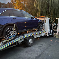 Car accident recovery services