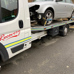 Accident recovery services from London Recovery Ltd