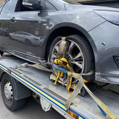 Flat tyre repairs in Islington and London