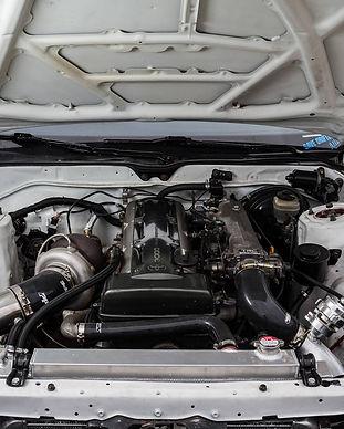 2JZ Toyota Cressida