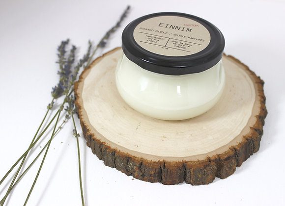 Custom Scented Hand Poured Soy Wax Candle 8 oz