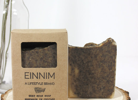 Exfoliating Goat Milk Coffee Soap
