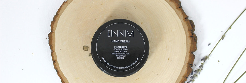 Shea Butter Hand Cream (2 oz)