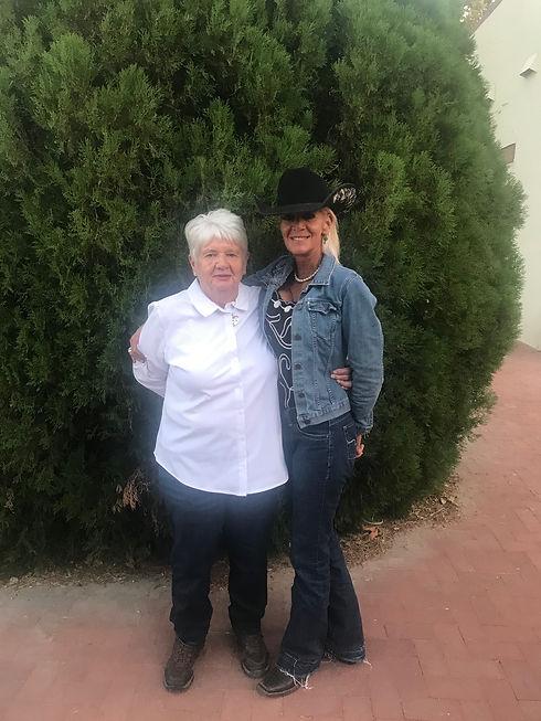 Barbara and Mary Ubel