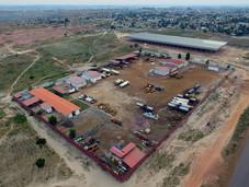 Estaleiro Cunge   Angola