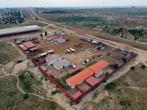 Estaleiro Cunge | Angola