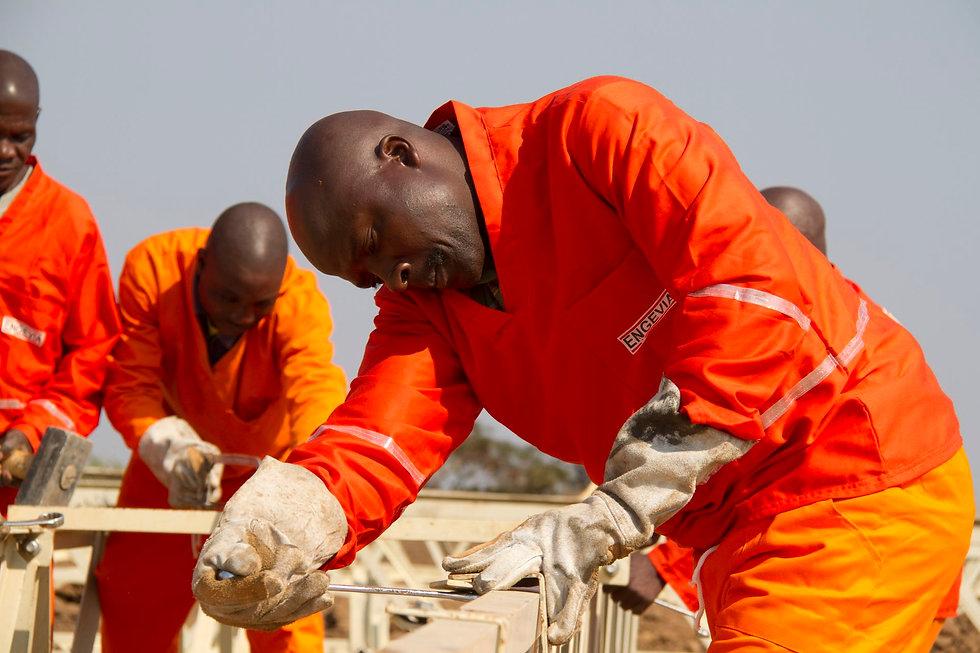Engevia Construção Civil | Engenharia em Angola