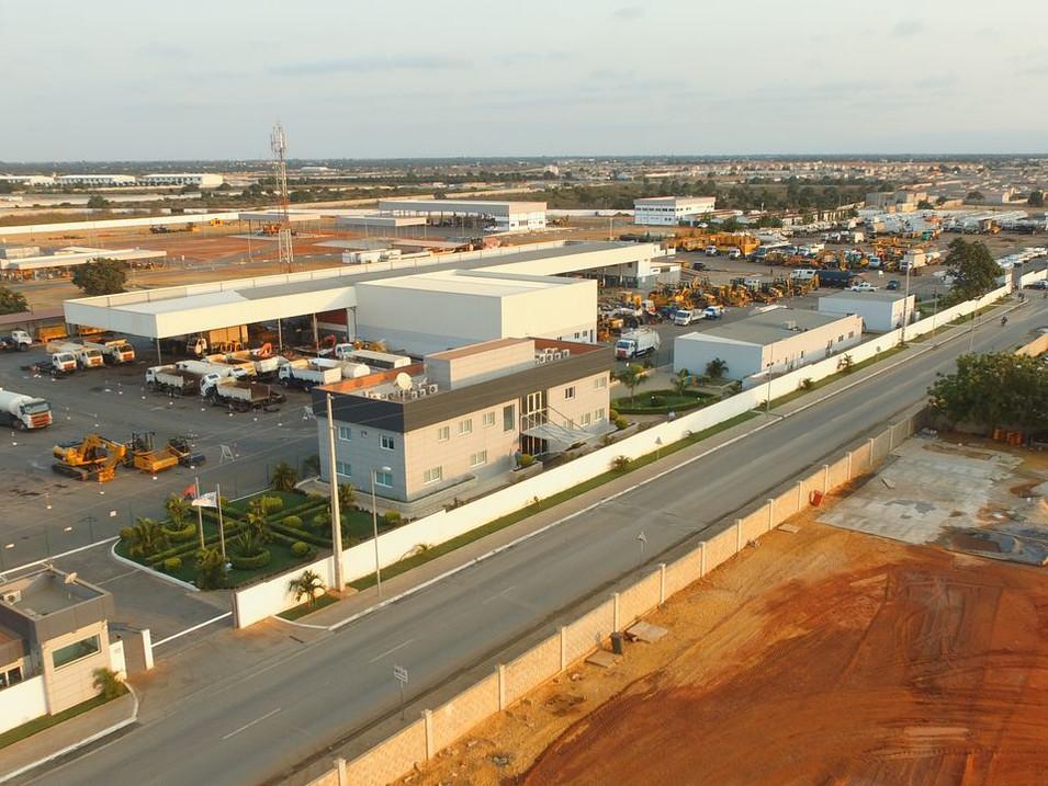 Sede Central em Luanda