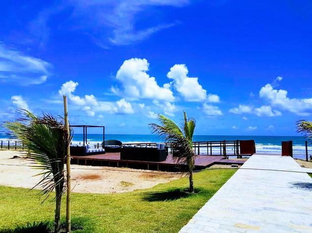 Cupe Beach Living   Deck da Praia