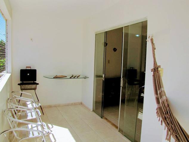 Apartamento Centro   Varanda