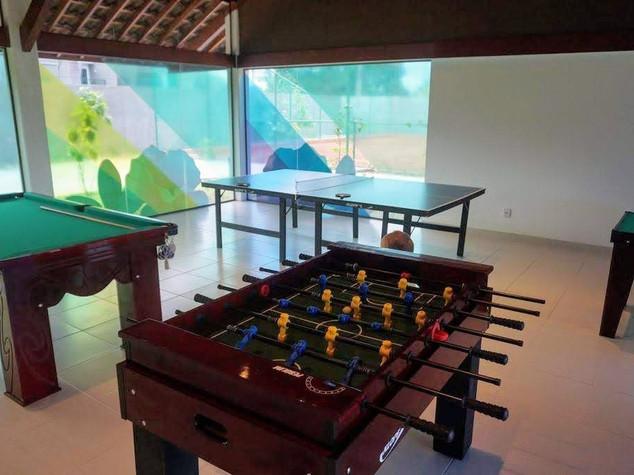 Cupe Beach Living   Sala de Jogos