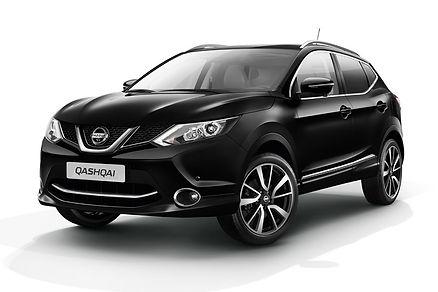 Hull Blyth Viagens - Renta a Car - Nissan Qashqai