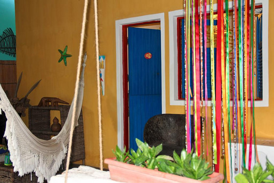 Suíte Pitangueira com Terraço