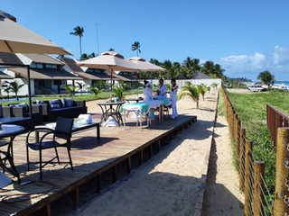 Cupe Beach Living | Deck da Praia