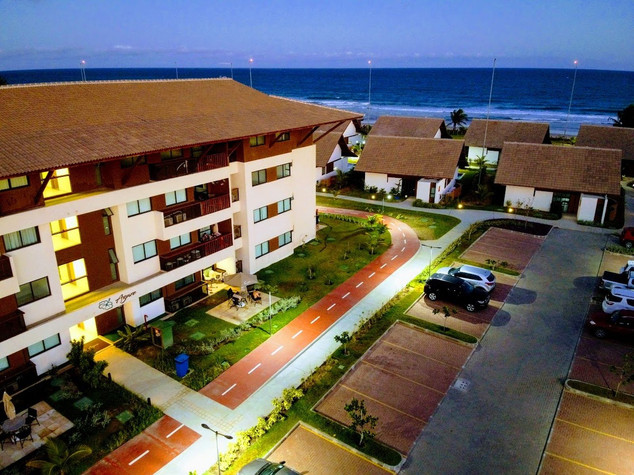 Cupe Beach Living   Condomínio