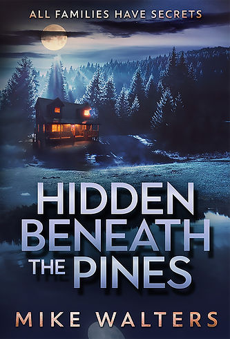 Hidden Beneath the Pines Novel Cover
