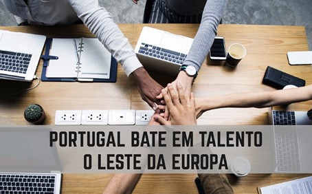 Portugal bate em talento o Leste Europeu!