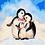 Thumbnail: Cute Penguin Family - 2/5 Complexity
