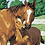 Thumbnail: Horse and Foal - 2.5/5 Complexity