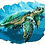 Thumbnail: Watercolour Turtle - 3.5/5 Complexity
