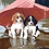Thumbnail: Cute Dogs Under Umbrella - 3/5 Complexity