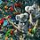 Thumbnail: Australian Birds and Koalas - 5/5 Complexity