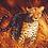 Thumbnail: Leopard in Savannah - 4.5/5 Complexity
