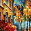Thumbnail: Colourful European City with Couple - 4.5/5 Complexity
