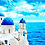 Thumbnail: Santorini Greece - 3/5 Complexity