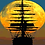 Thumbnail: Silhouette of Ship - 2.5/5 Complexity