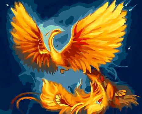 Majestic Phoenix - 2/5 Complexity