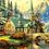 Thumbnail: Wilderness Cottage Landscape - 5/5 Compexity