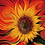 Thumbnail: Abstract Sunflower - 3.5/5 Complexity