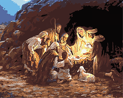 Nativity Scene - 3.5/5 Complexity