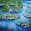 Thumbnail: Claude Monet – Water Lilies - 4.5/5 Complexity