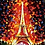 Thumbnail: Colourful Eiffel Tower in Paris - 3/5 Complexity
