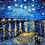 Thumbnail: Van Gogh's Starry Night over The Rhone  - 4/5 Complexity
