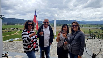 Tour from san antonio to santiago chile